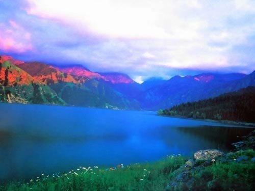 新疆 天山天池