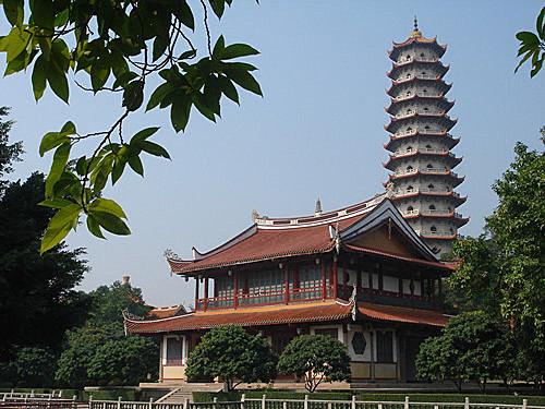 福州西禪寺
