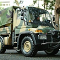 Benz Army Truck