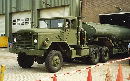 M931 Truck Tractor 5ton