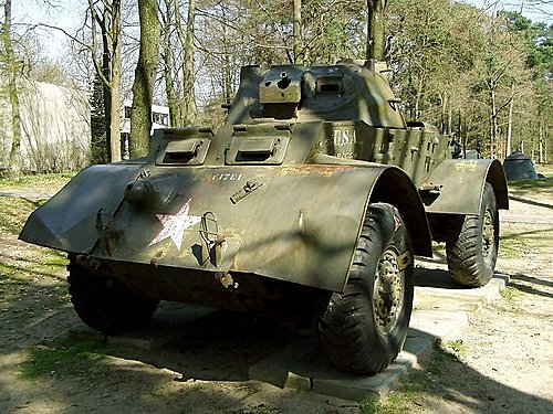 Chevrolet (T17E1) 'Staghound'