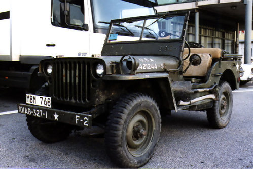 Willys 1945