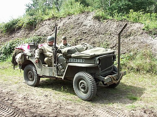 Willys WWII