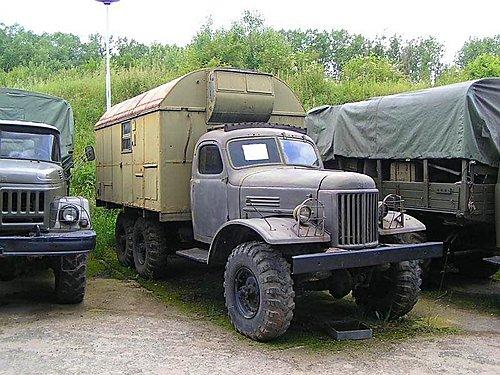 ZIL-157K (6x6)
