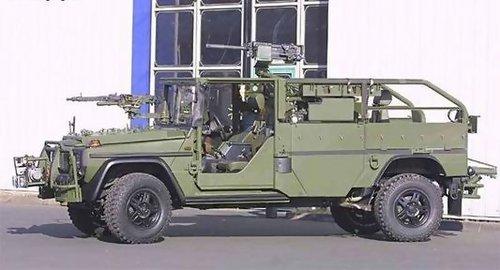 SX2150K型軍用越野汽車