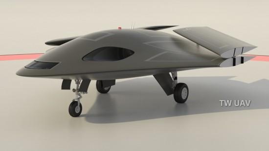 朱雀無人機