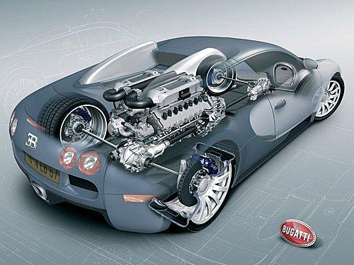布加迪 Bugatti