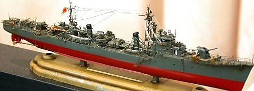 (日) 雪松型驅逐艦