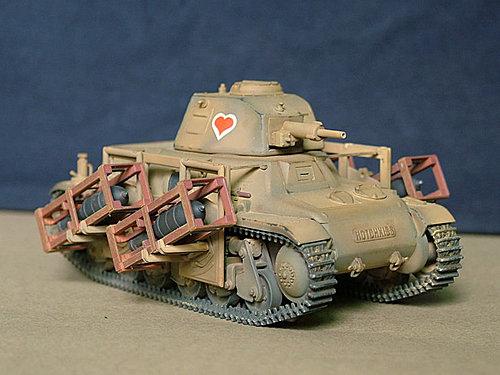 (法) H39坦克