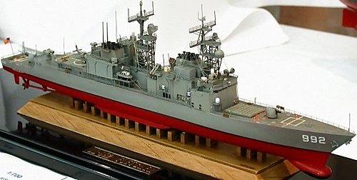 (美) Spruance級飛彈驅逐艦 DDG-992