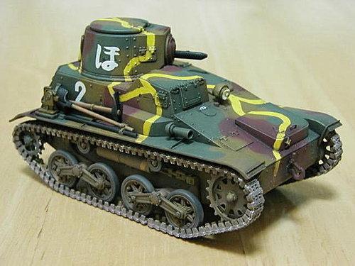 (日) 94式輕裝甲車