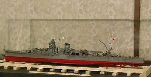 (日) 輕巡洋艦矢矧