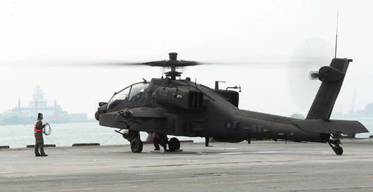 (台灣) AH-64E