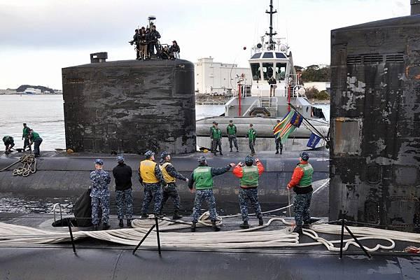 美國海軍潛艇