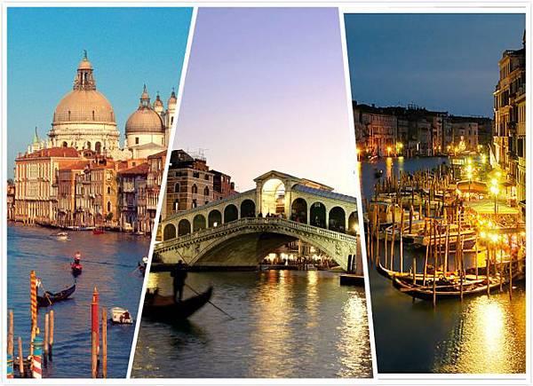 浪漫水都威尼斯
