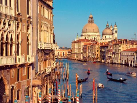 浪漫水都威尼斯3