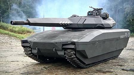 (波蘭) PL-O1 坦克