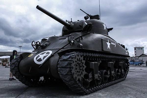 二戰坦克軍武
