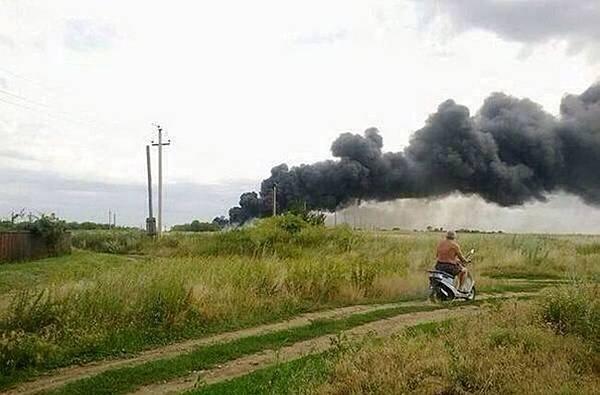 马航MH17客机被击落