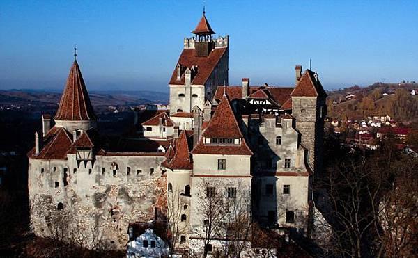 德古拉伯爵城堡
