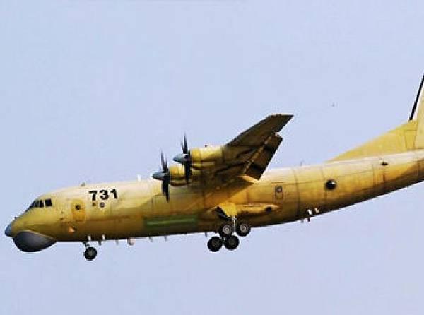 大陸運-8反潛機