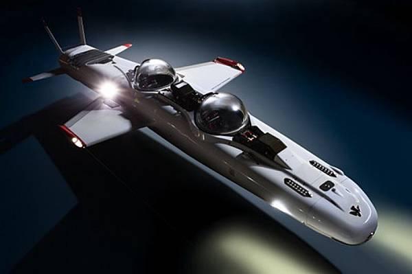 潛航超級獵鷹
