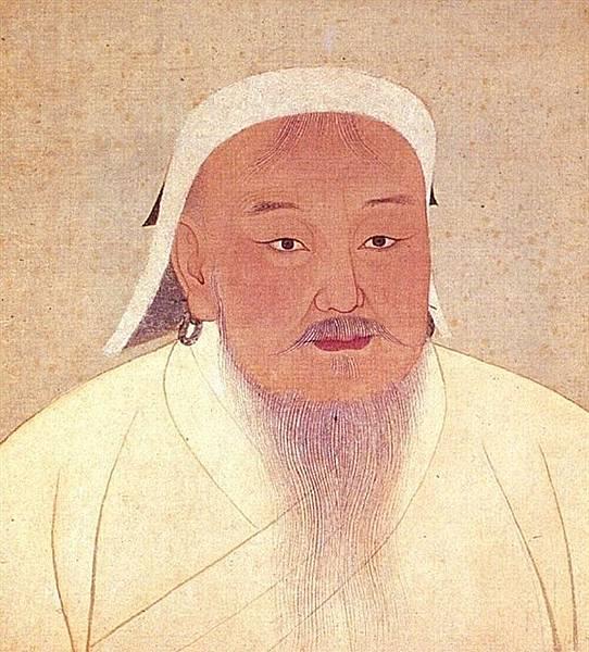 成吉思汗的墓