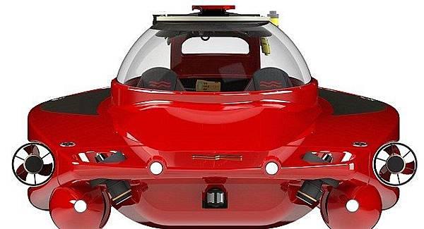 運動型潛艇