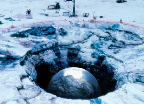俄羅斯境內3處外星人基地曝光