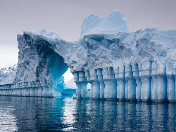 冰架快速消融