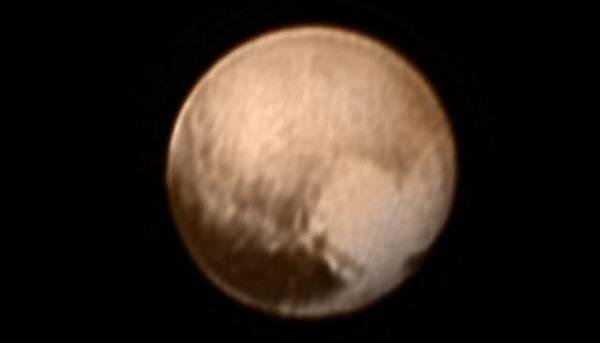 冥王星的天體