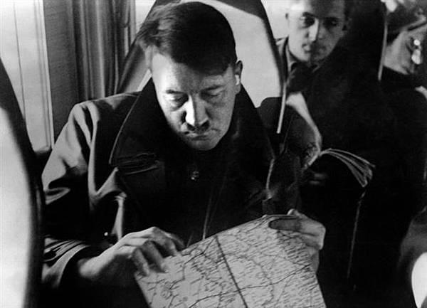 希特勒-原子彈