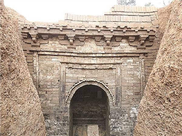 宋代磚雕墓