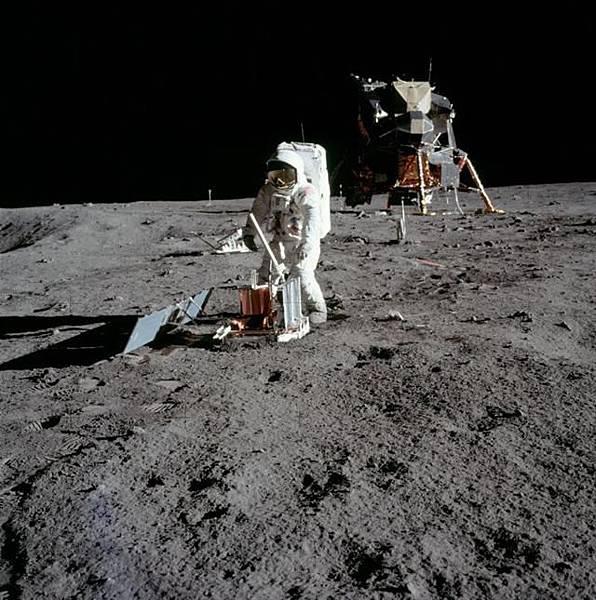 阿波羅11號太空人