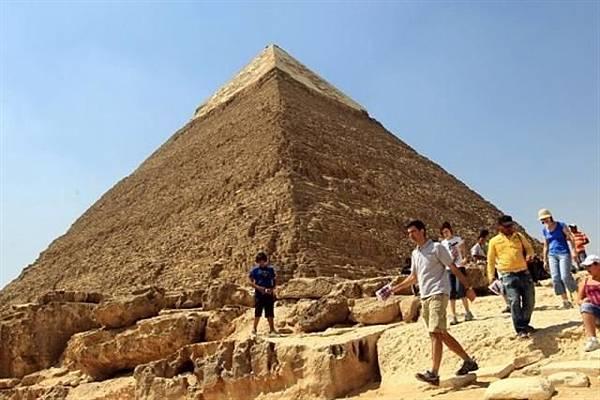埃及吉薩大金字塔