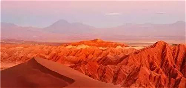 阿塔卡馬沙漠