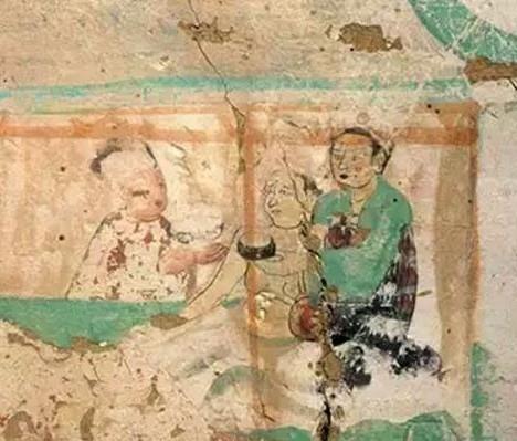 敦煌壁画3