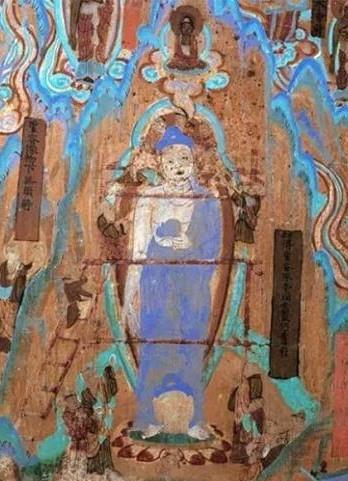 敦煌壁画4