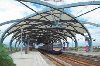 縣冬山火車站