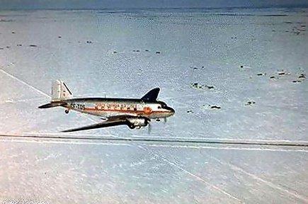 R-4D(DC-3)美軍飛機