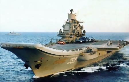 庫茲涅佐夫級航母