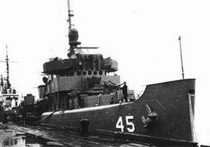 台灣PCE-45劍門艦