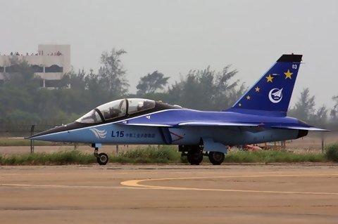中國造戰機