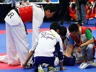 東亞運跆拳賽