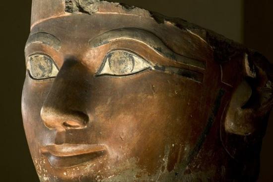 埃及艳后烟熏眼妆