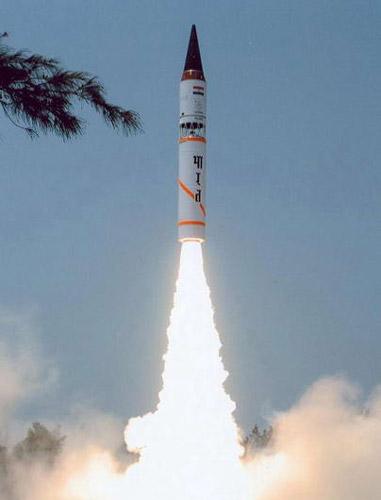 印度烈火-3型導彈