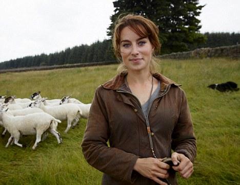 美女牧羊人