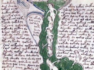 伏尼契手稿1