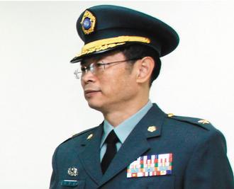 陸軍少將羅賢哲
