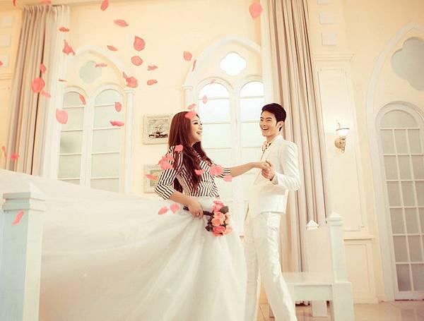 台中婚紗攝影作品1
